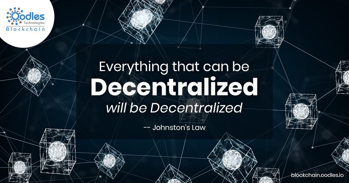 decentralized mobile app development