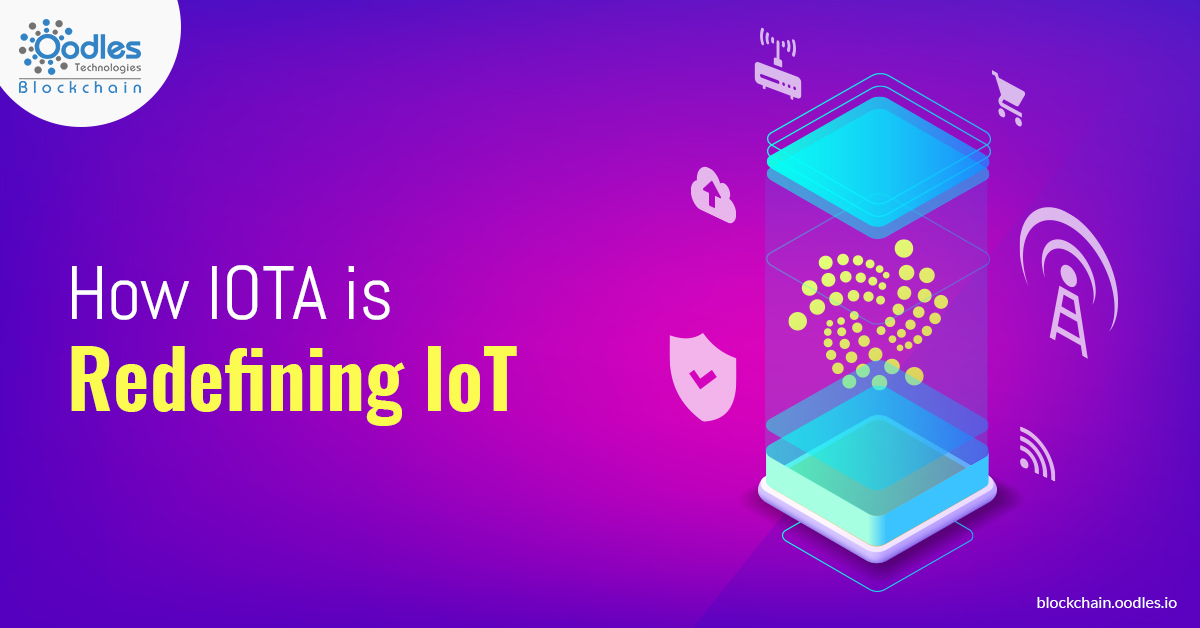 IOTA reimagines IoT