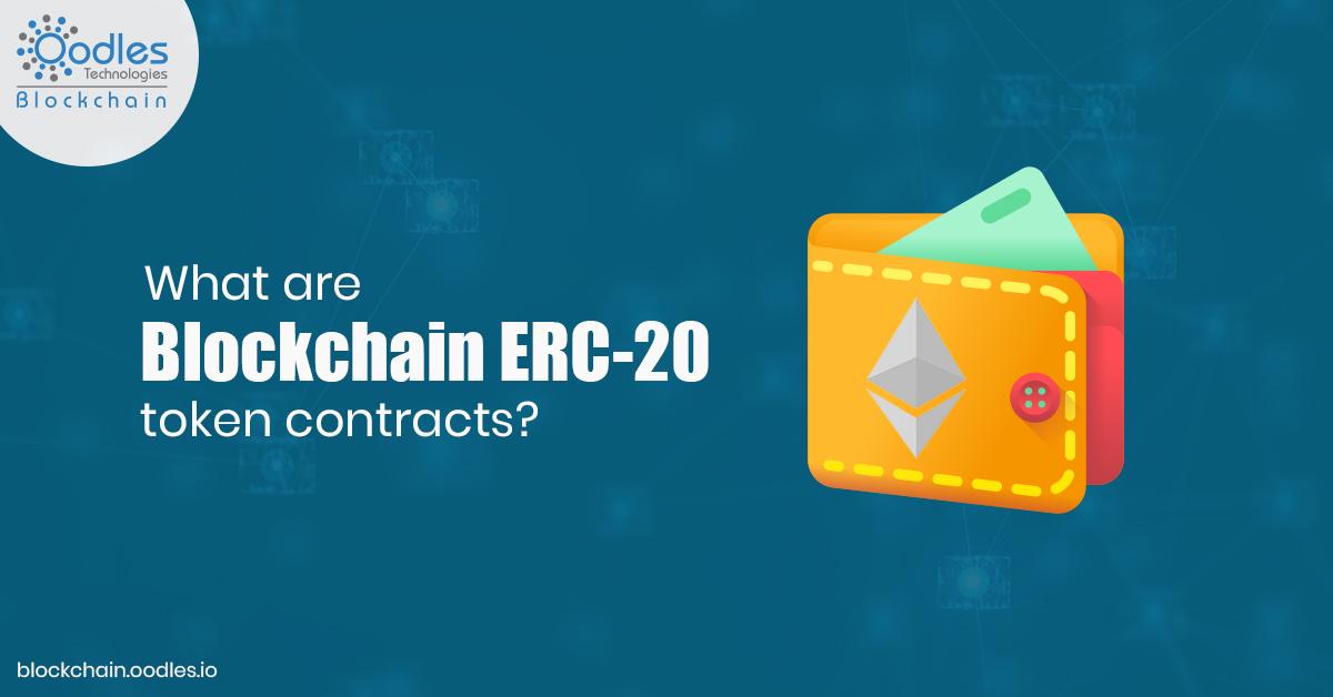 ERC-20 token contracts