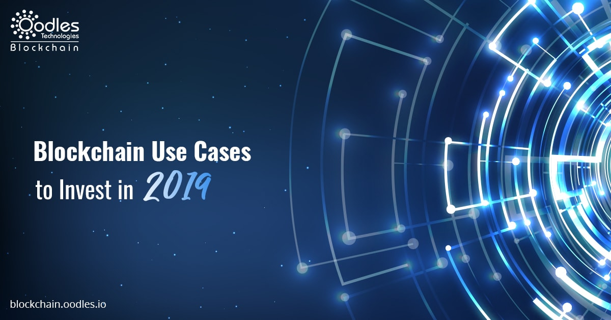 blockchain use cases in 2019