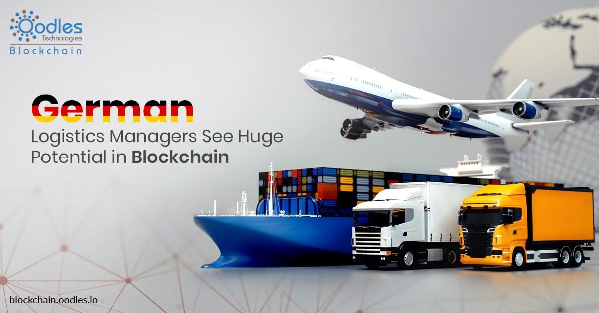 Blockchain based logistics systems