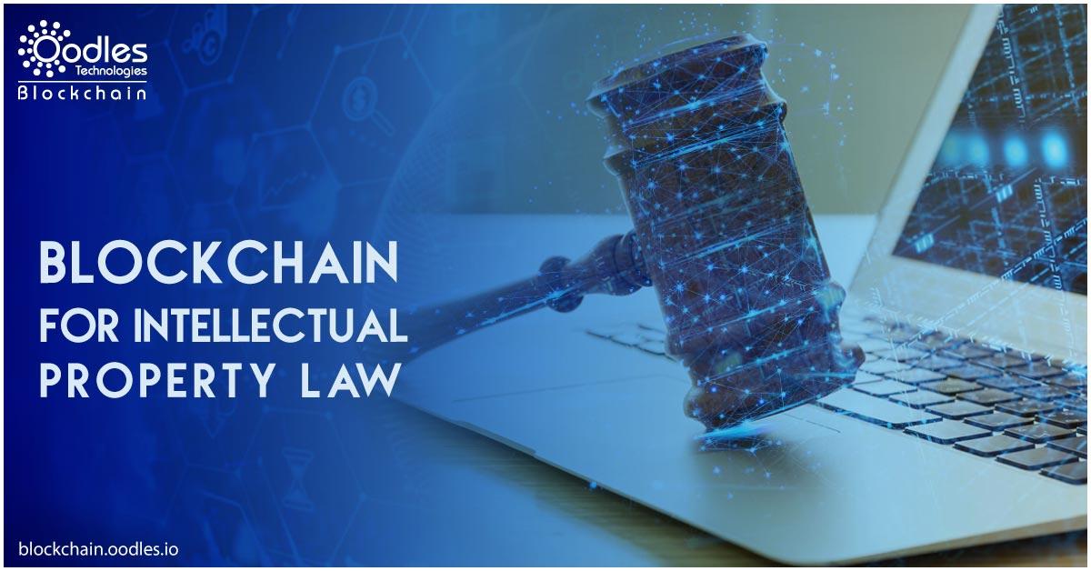 blockchain in intellectual property