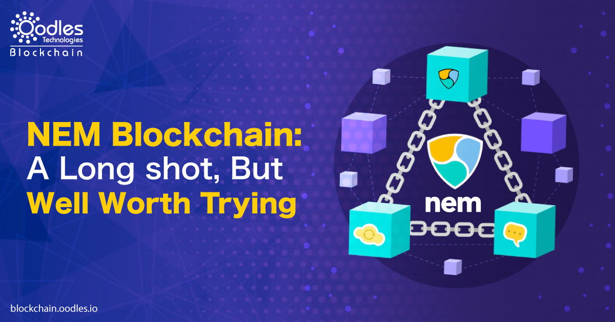 NEM blockchain technology