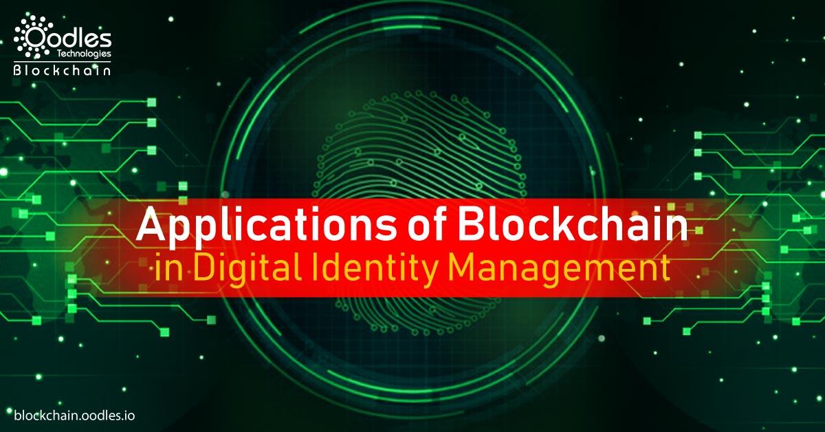 blockchain digital identity management