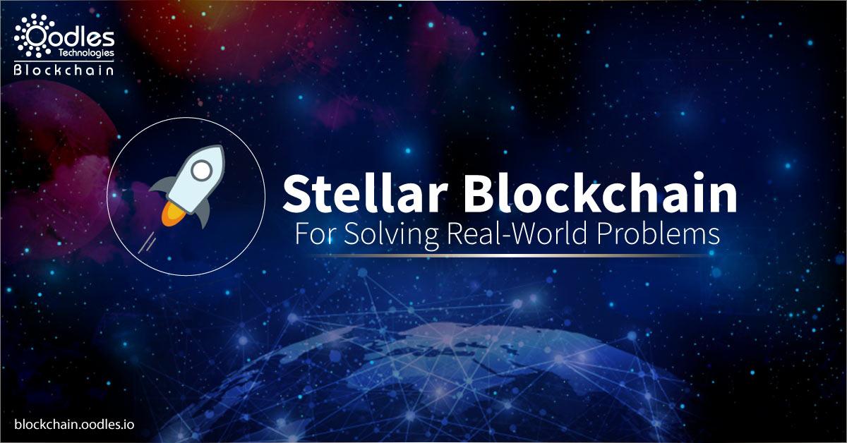 Stellar Based Real-World Blockchain Solutions